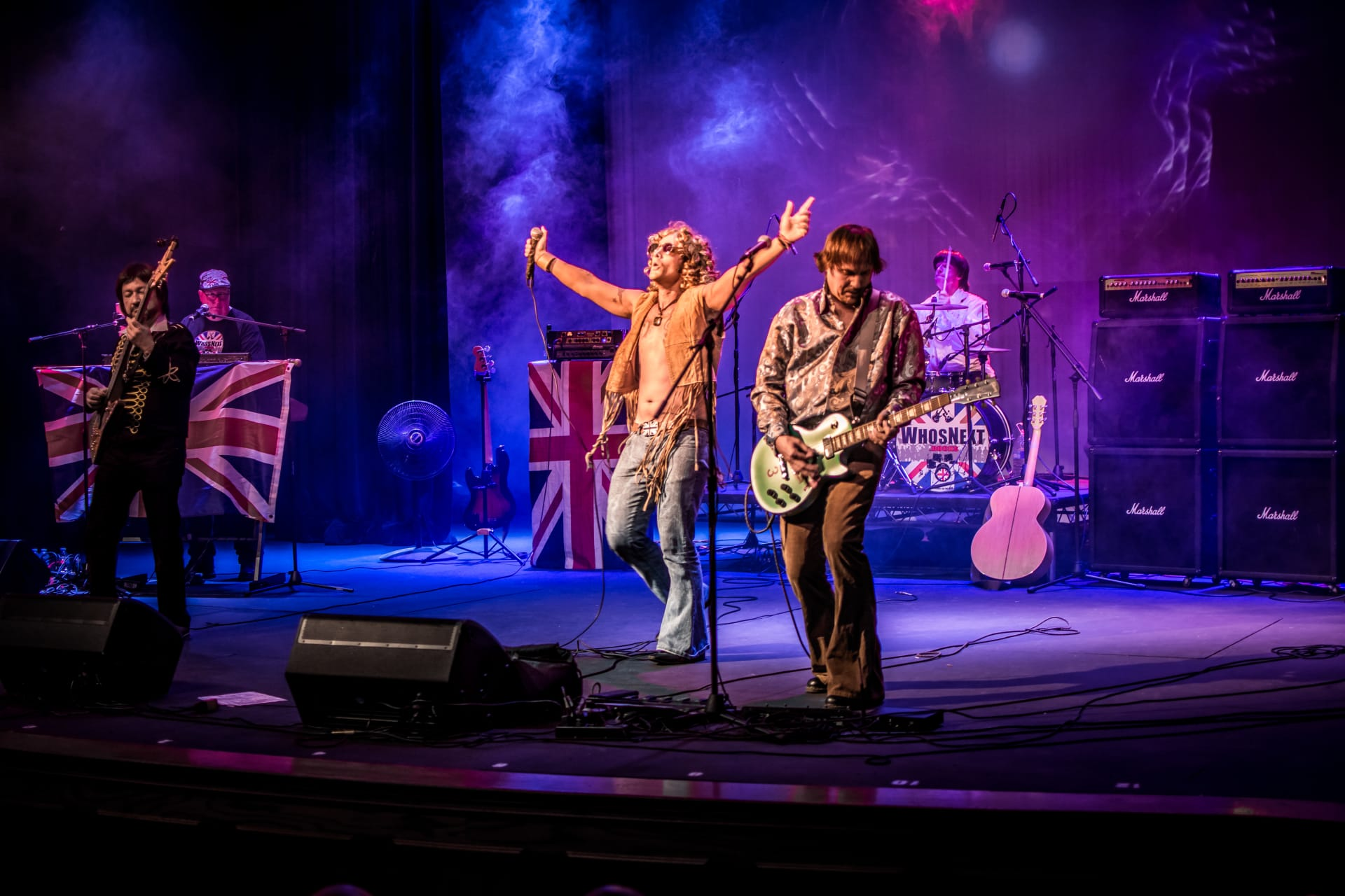 SEPTEMBER 22 / THE WHO TRIBUTE DINNER SHOW @ 8PM