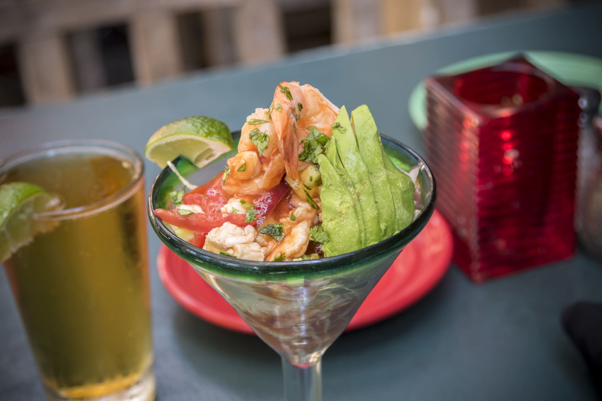 Fresh Ceviche Playero