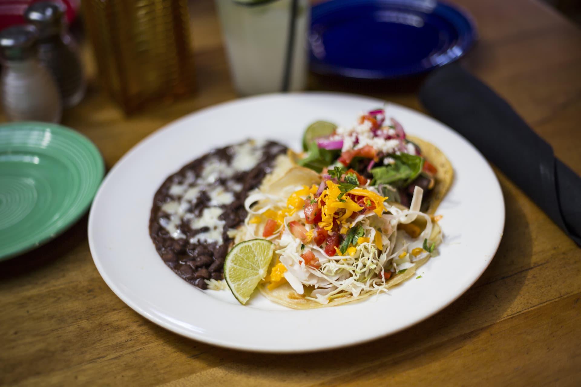 Surf & Turf Tacos