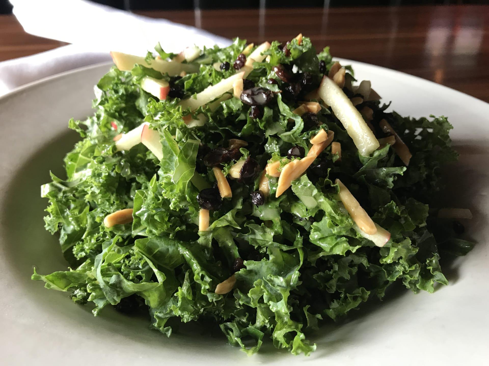 Washington Kale Salad