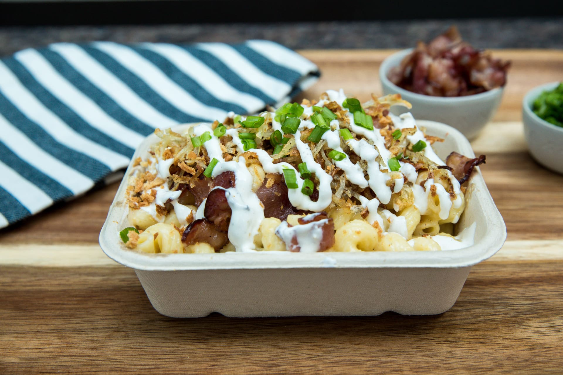 Loaded Potato Mac
