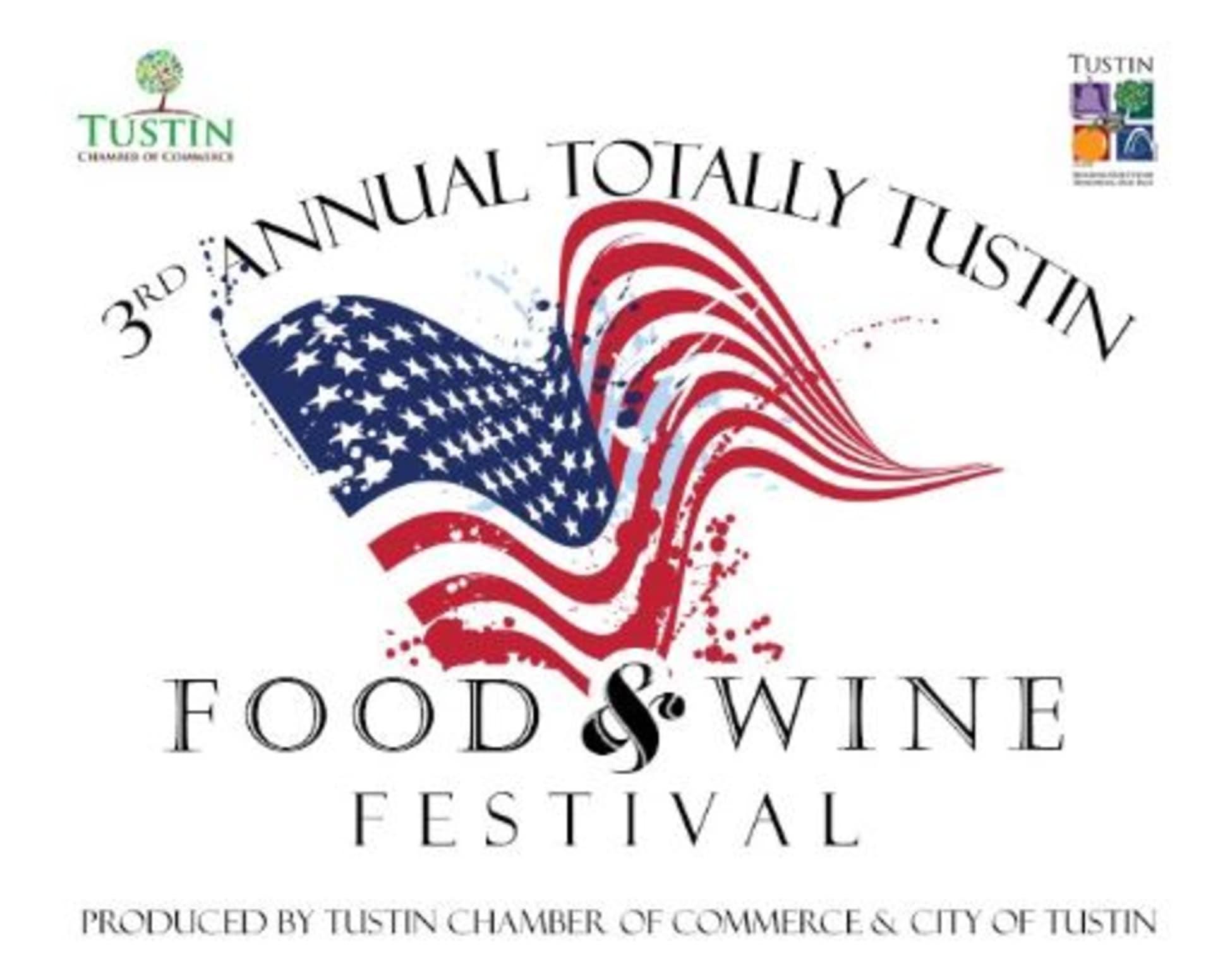 NOV 11 | Totally Tustin Food & Wine Festival