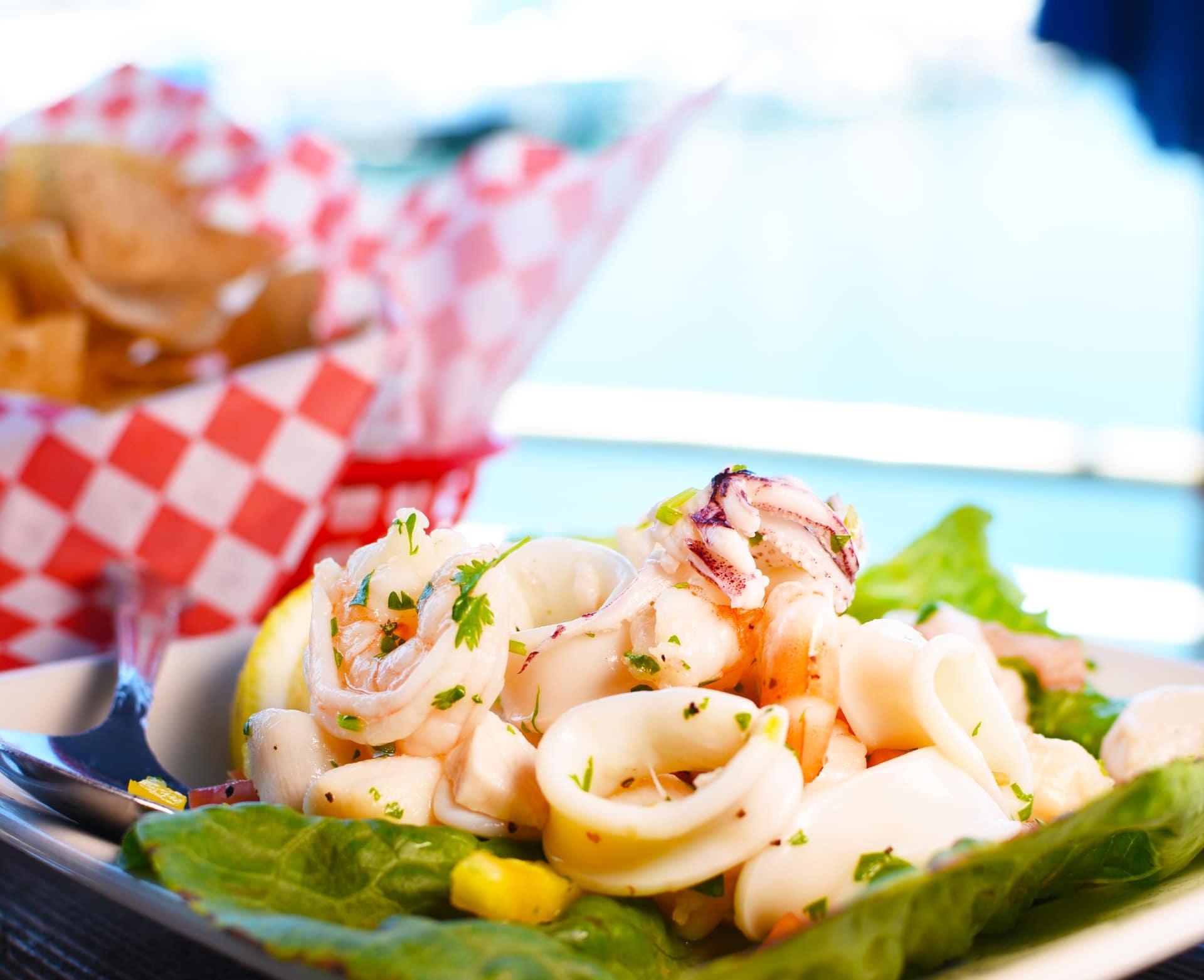 The Crab Pot Restaurant & Bar
