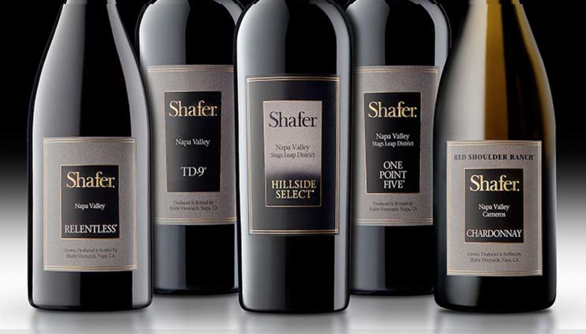 Shafer Wine Dinner