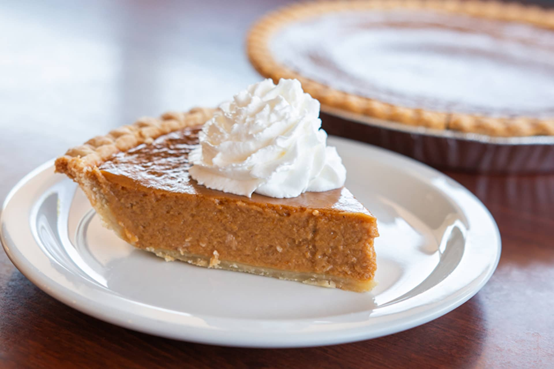 Pie of the Month - Pumpkin