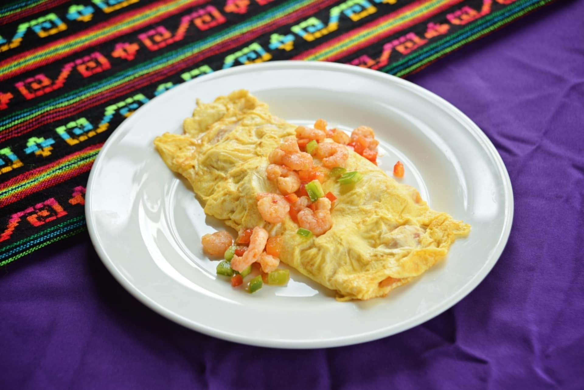 Cozumel Omelette