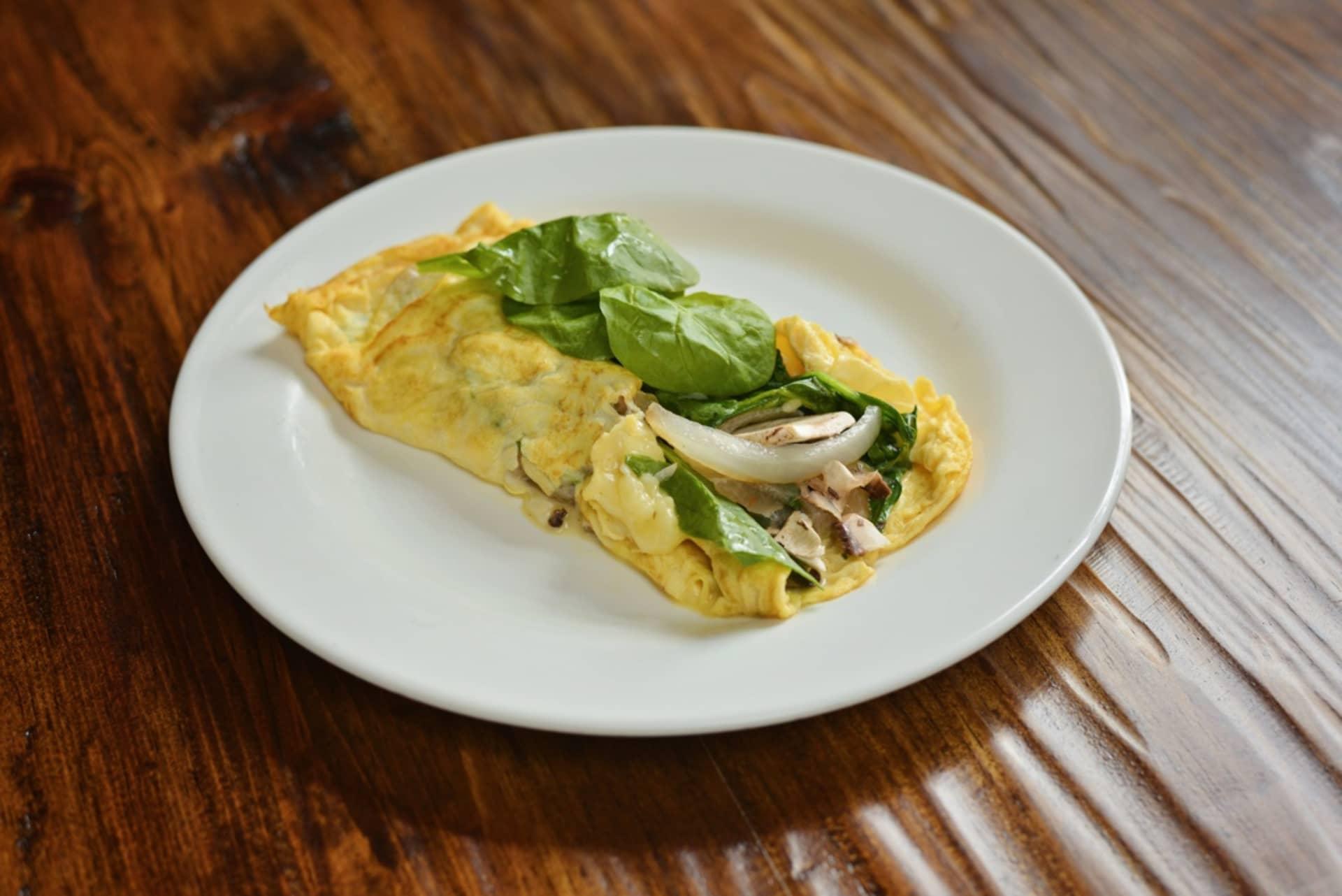 Omelette Florentina
