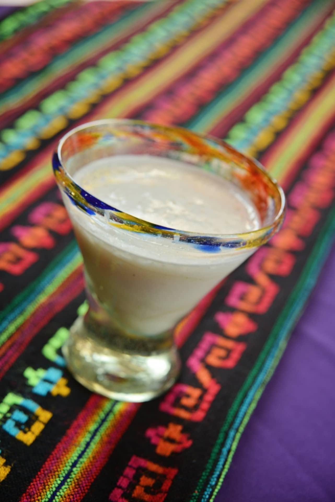 Horchata Martini