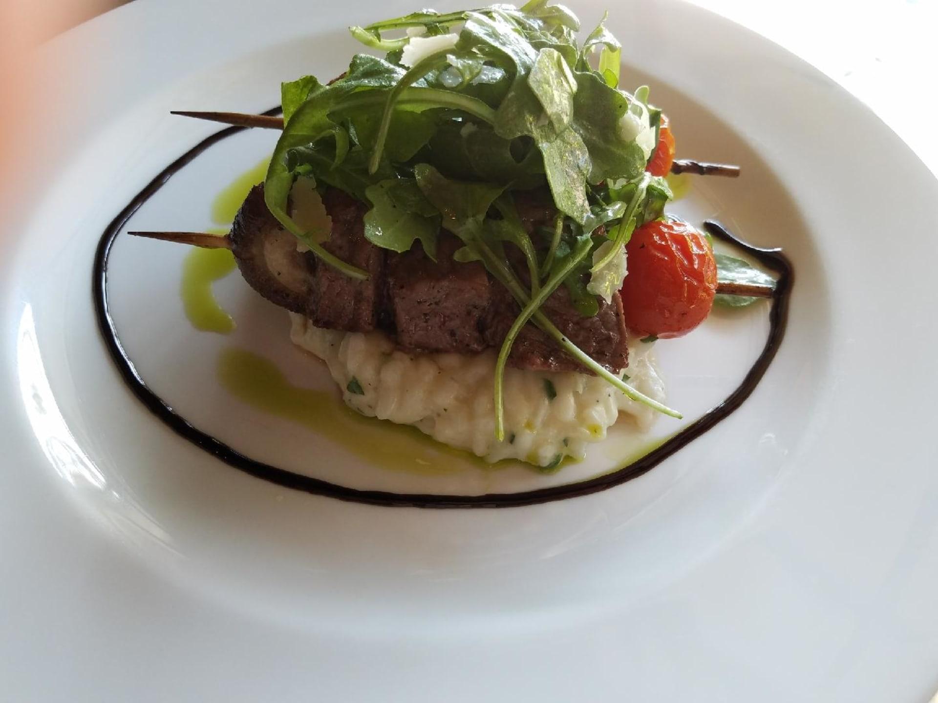 Beef Brochette