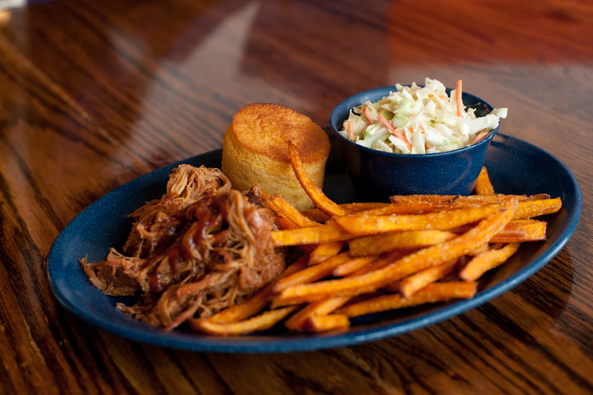 Slow Smoked Pulled Pork