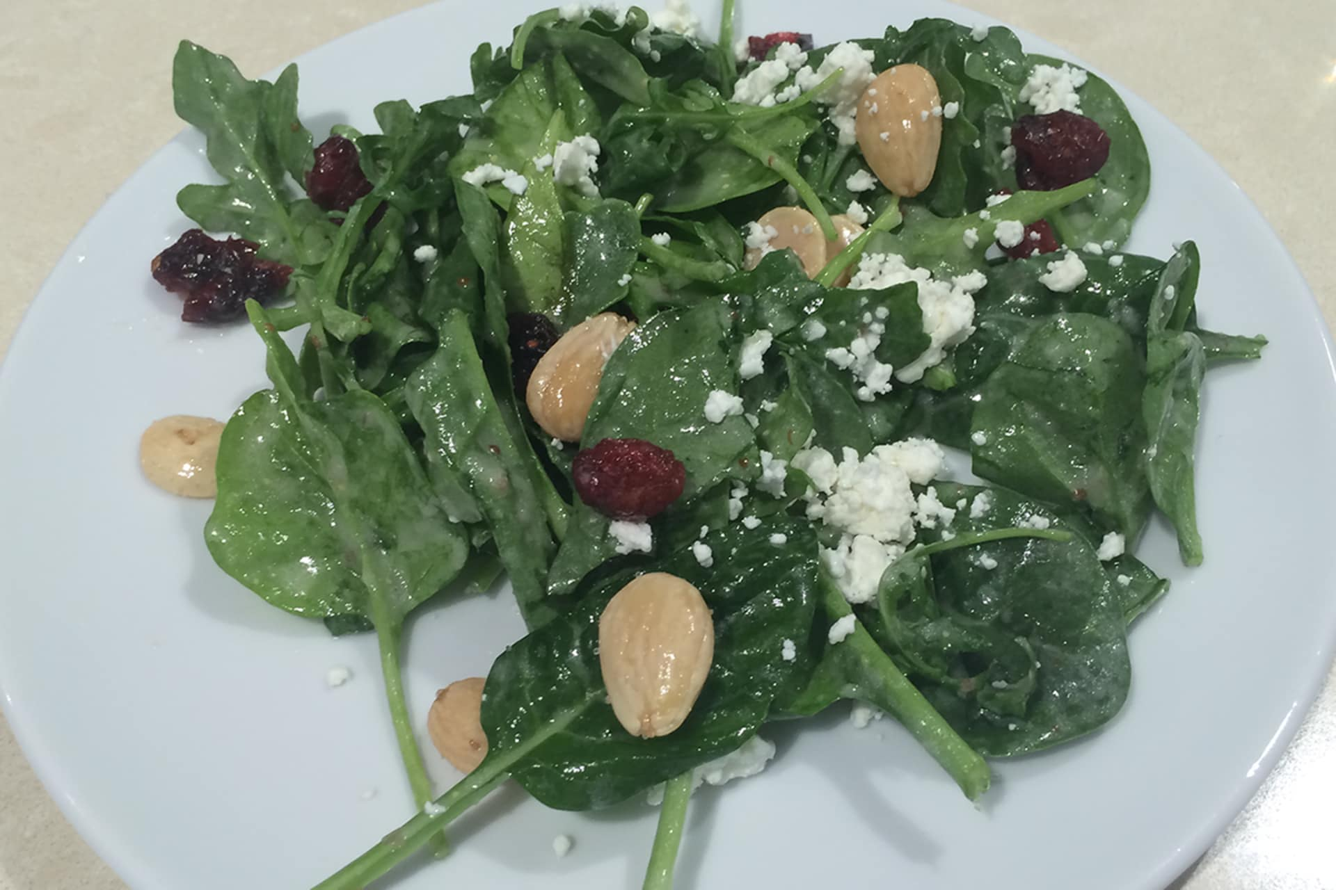 Spinach & Arugula