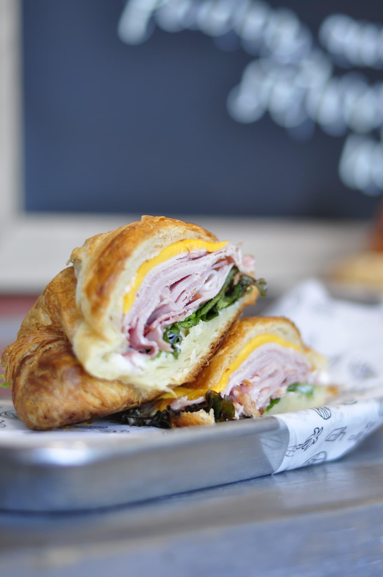 Turkey or Ham & Cheese