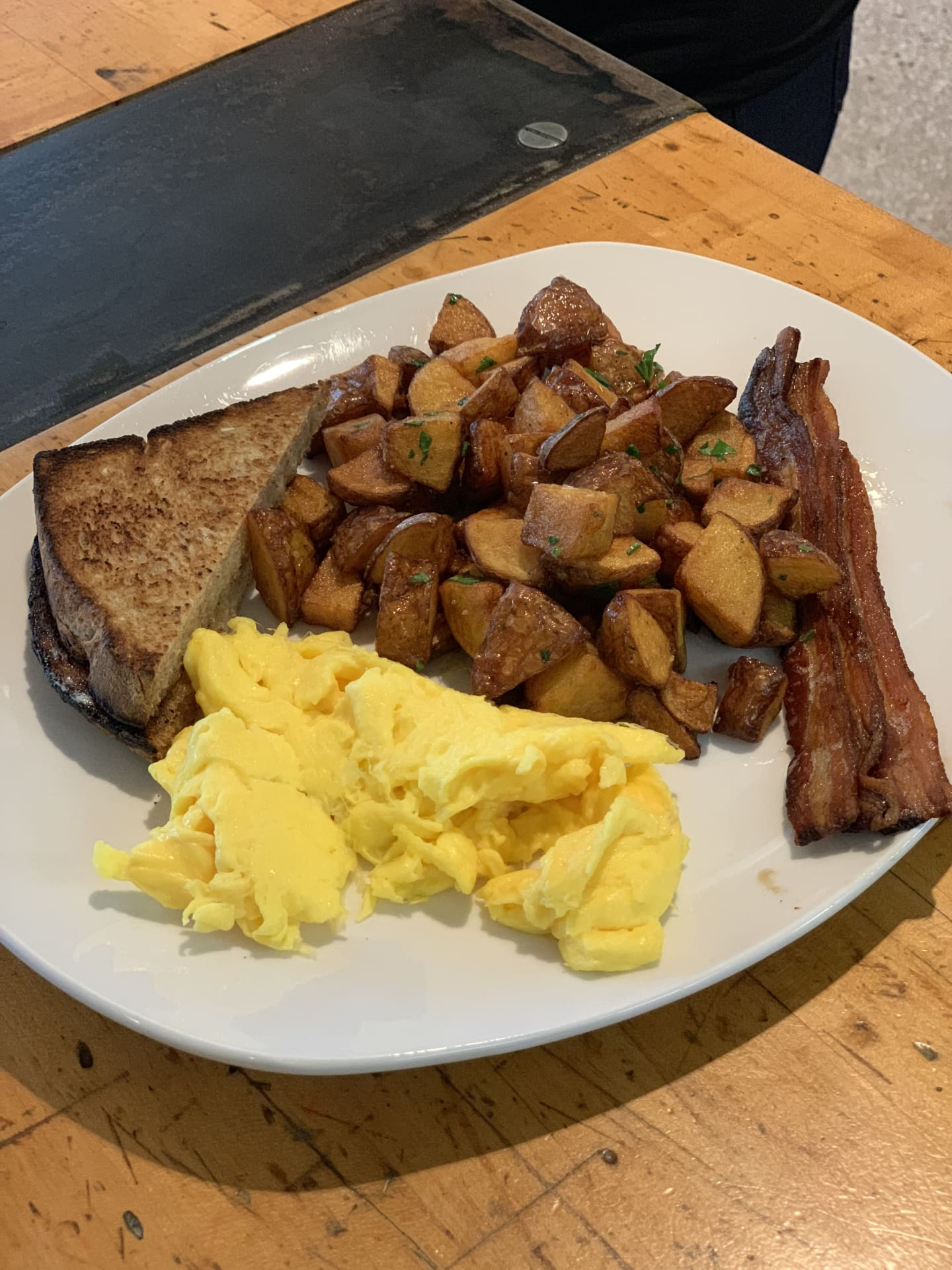 Landmark Breakfast