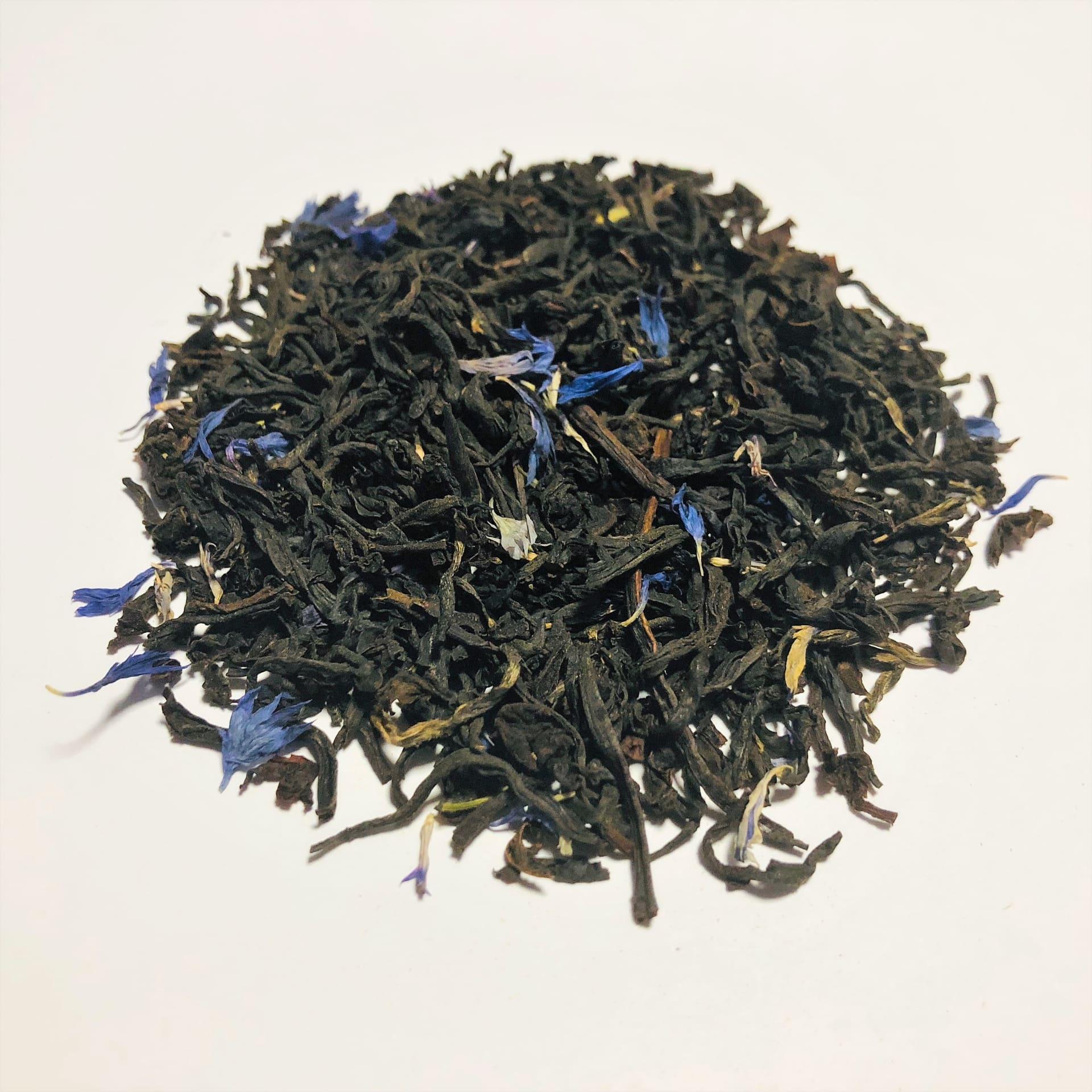 Blue Flower Earl Grey - Loose Leaf Tea