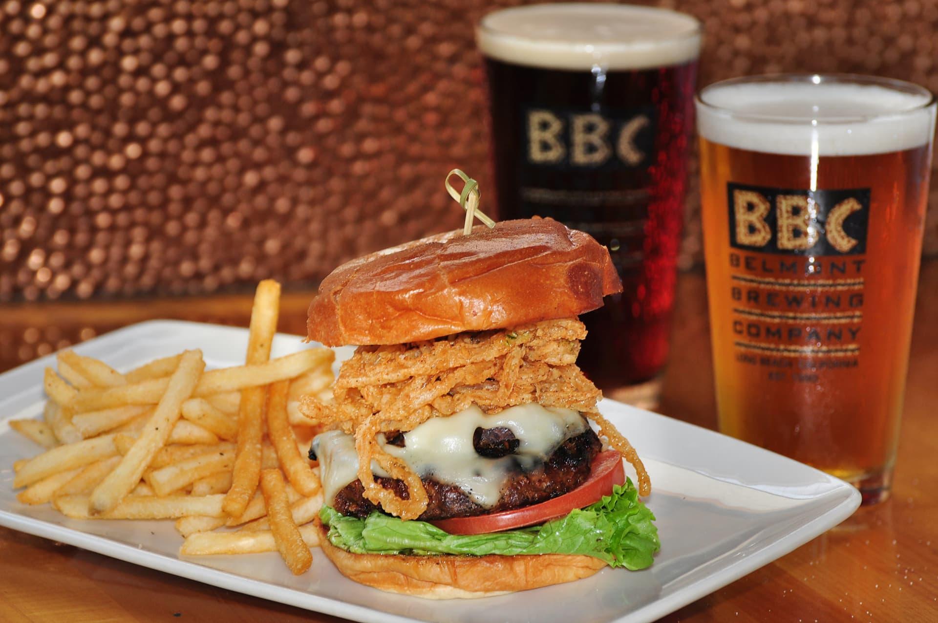 American Style Kobe Burger
