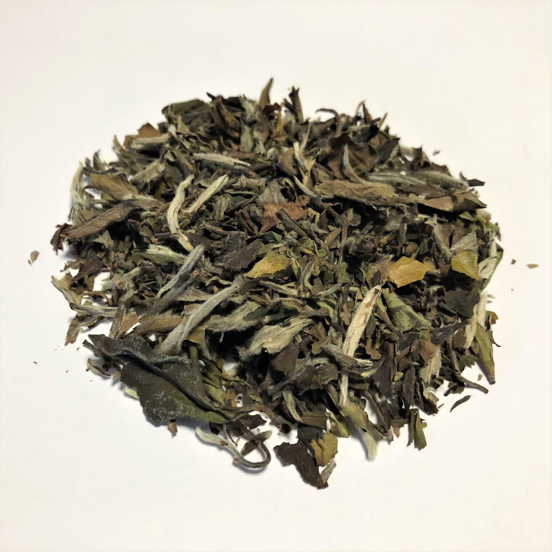 Organic White Peony - Loose Leaf Tea
