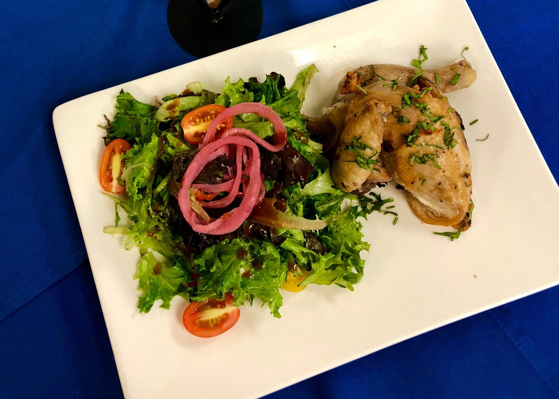 Rotisserie Style Chicken