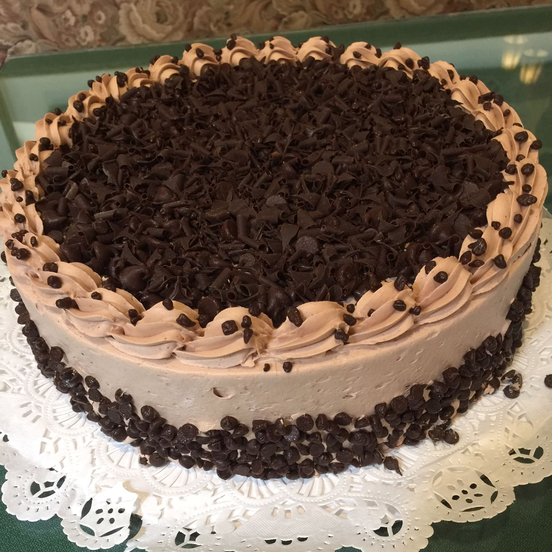 Austrian Chocolate Torte