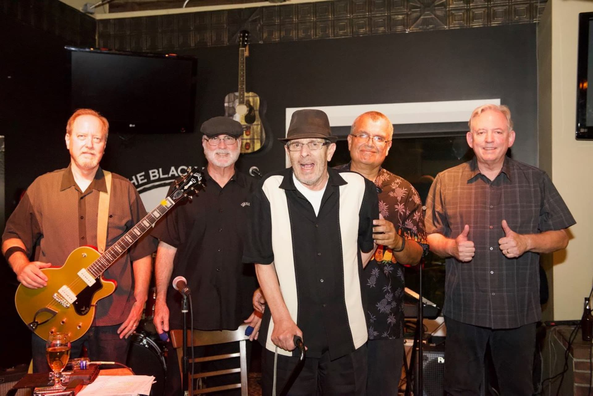 NOVEMBER 9 / PAPA J AND CROSSCUT DELUXE BLUES BAND @ 8PM