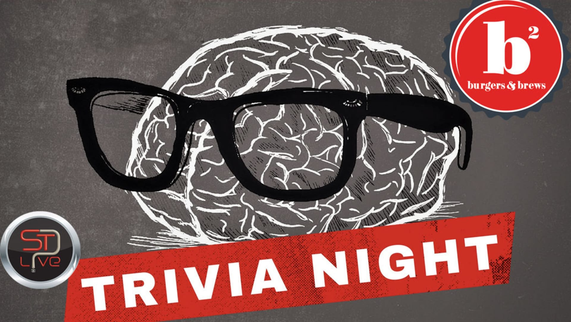 Live Trivia at b² every Wednesday