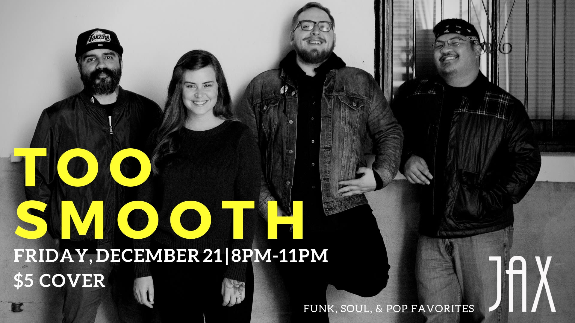 December 21 | TOO SMOOTH