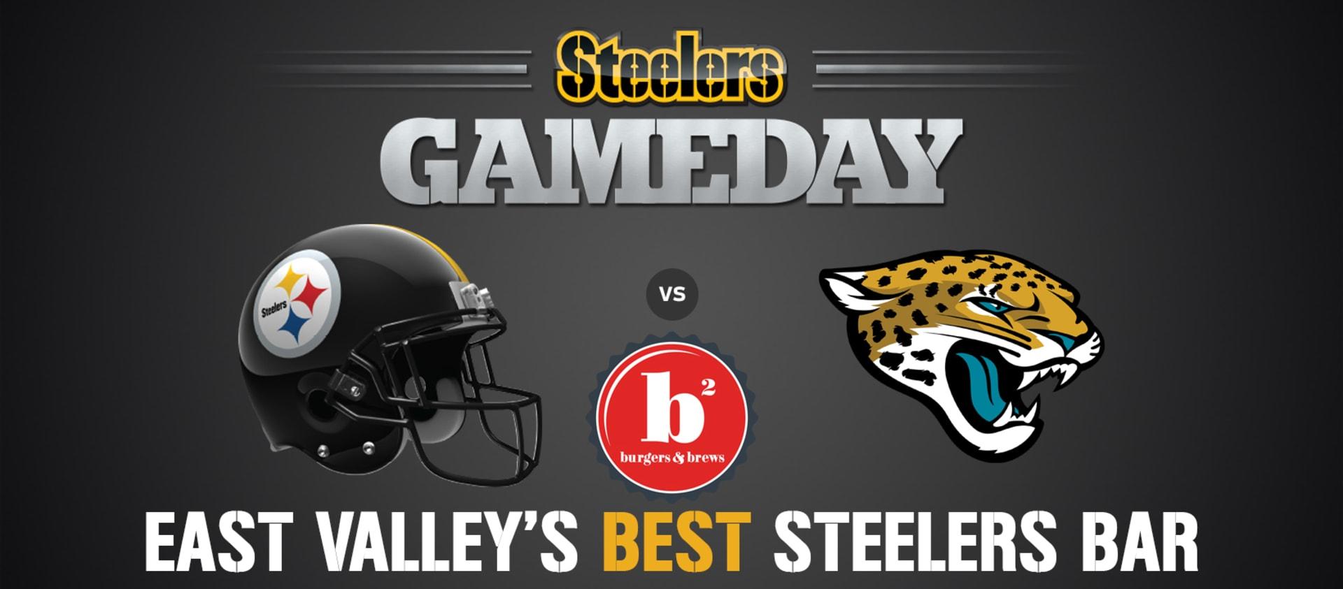 Steelers Week 11   Pittsburgh Steelers vs Jacksonville Jaguars