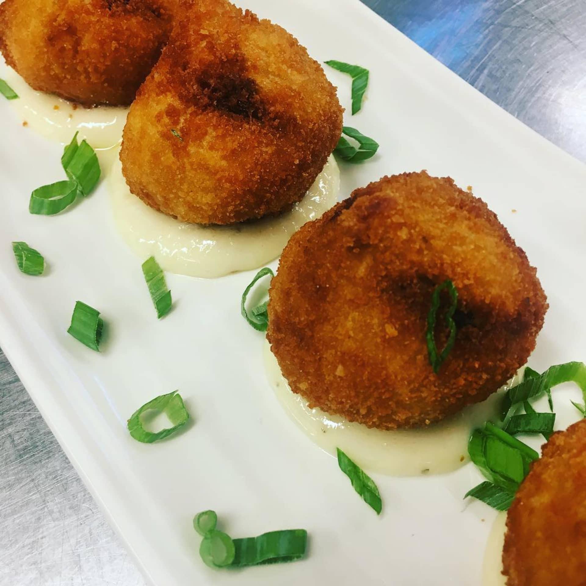 Coxinha Chicken Croquettes