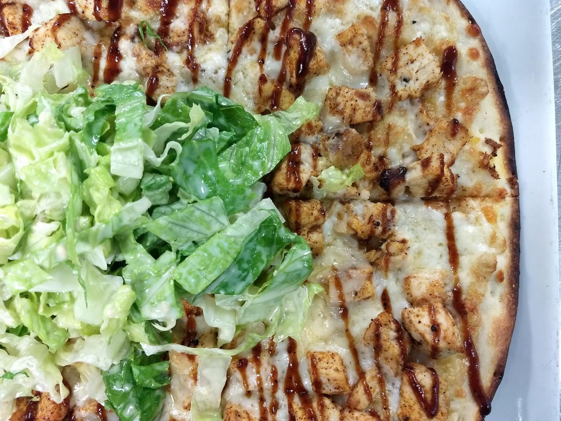 Code Blue Chicken Caesar