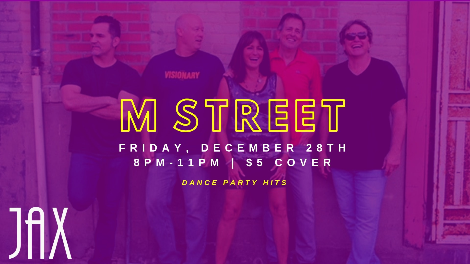 December 28 | M STREET