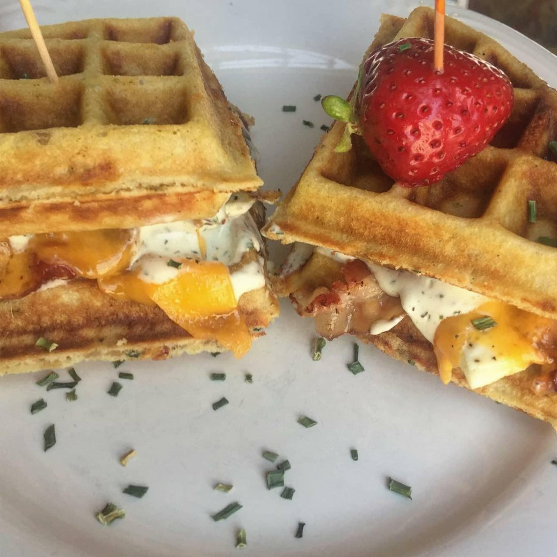 Rio Hashbrown Wafflewich