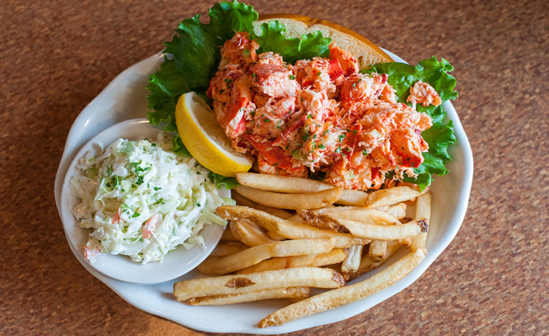 Jumbo Lobster Salad Roll