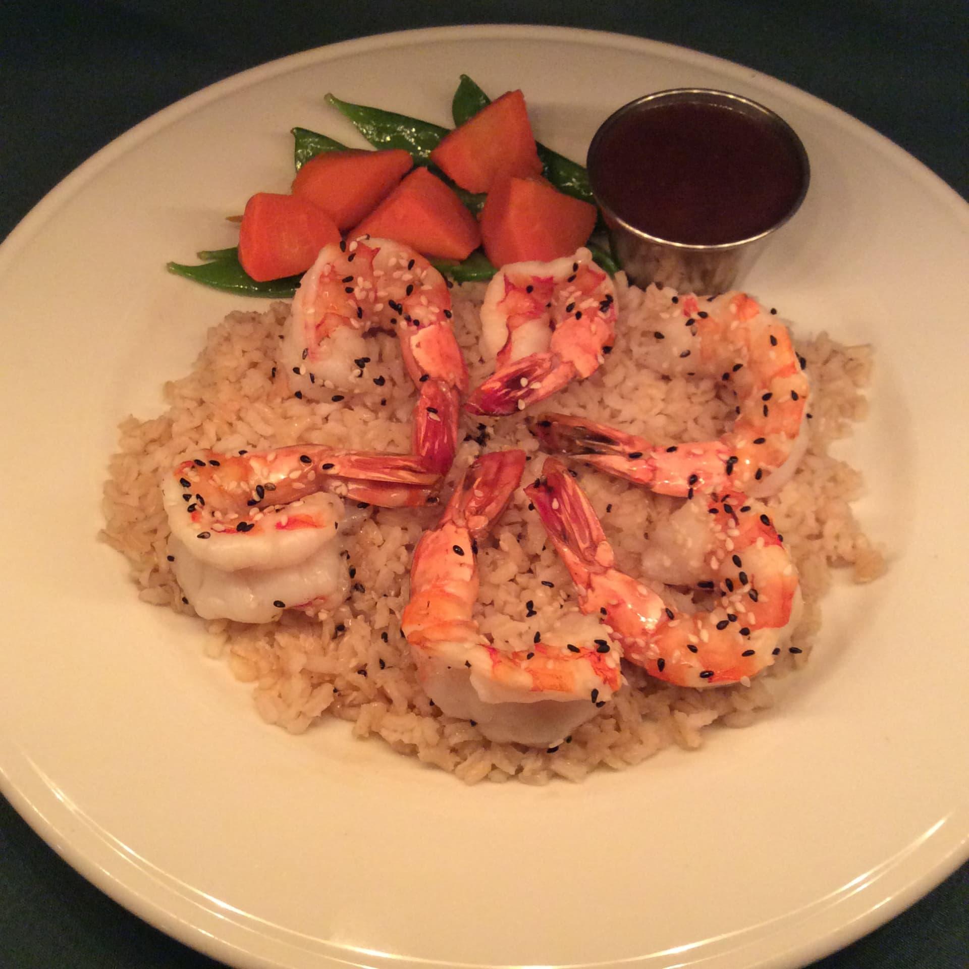Sesame Shrimp