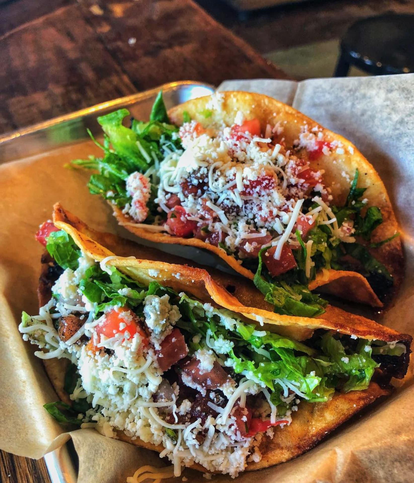 Ranchero Crispy Taco