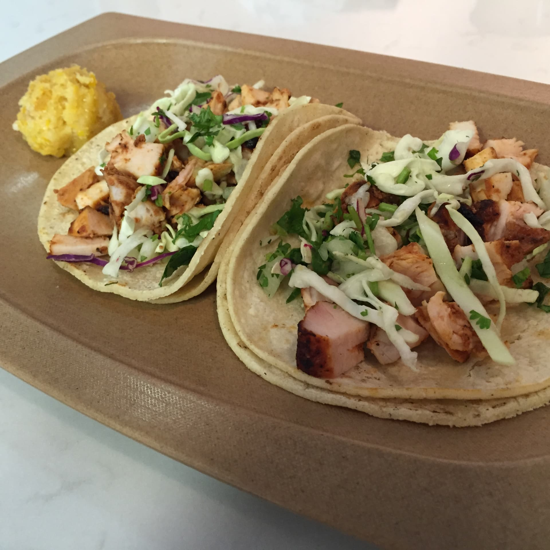 Street Tacos: Grilled Chicken