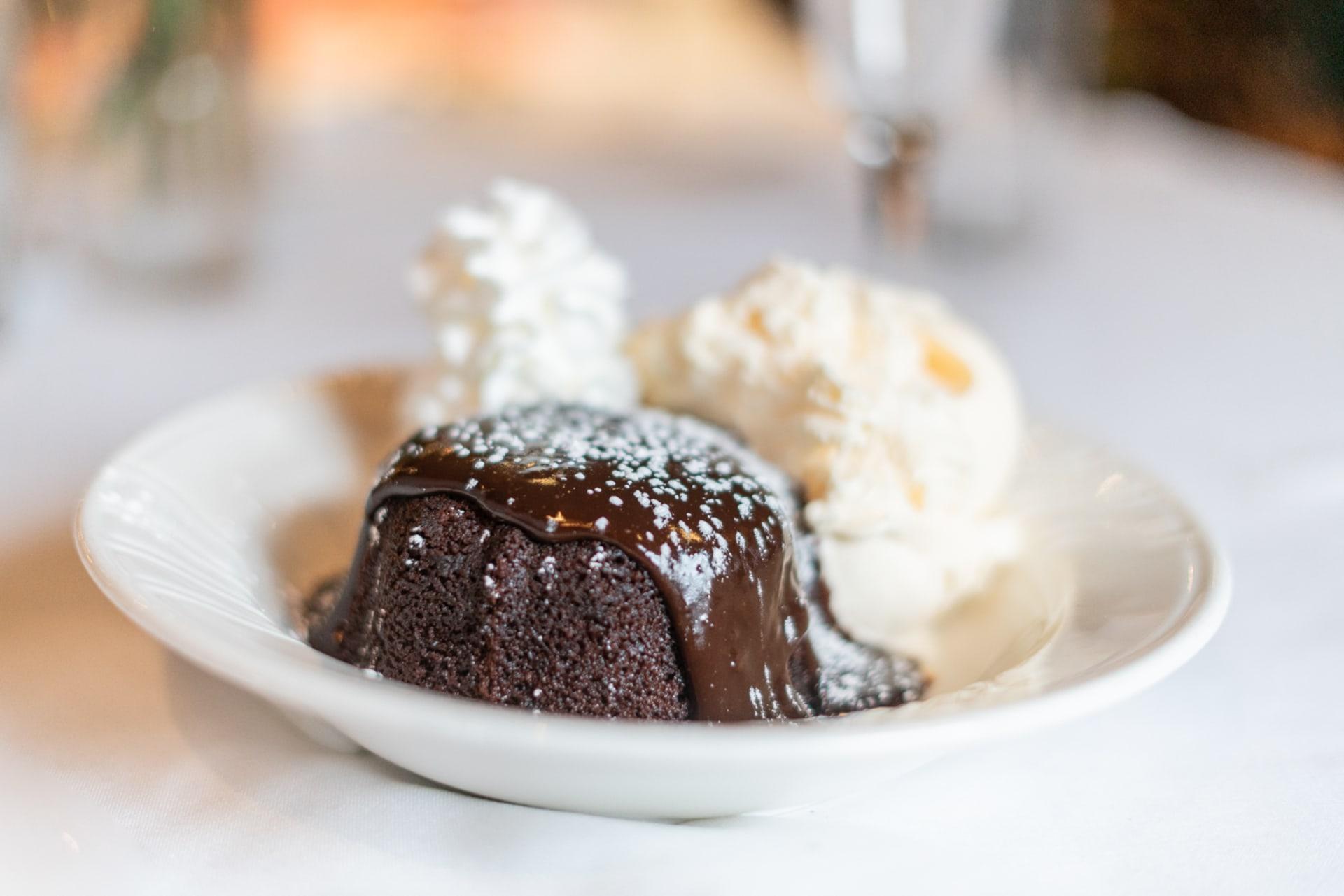 Chocolate on Chocolate Big Baby Bundt Cake