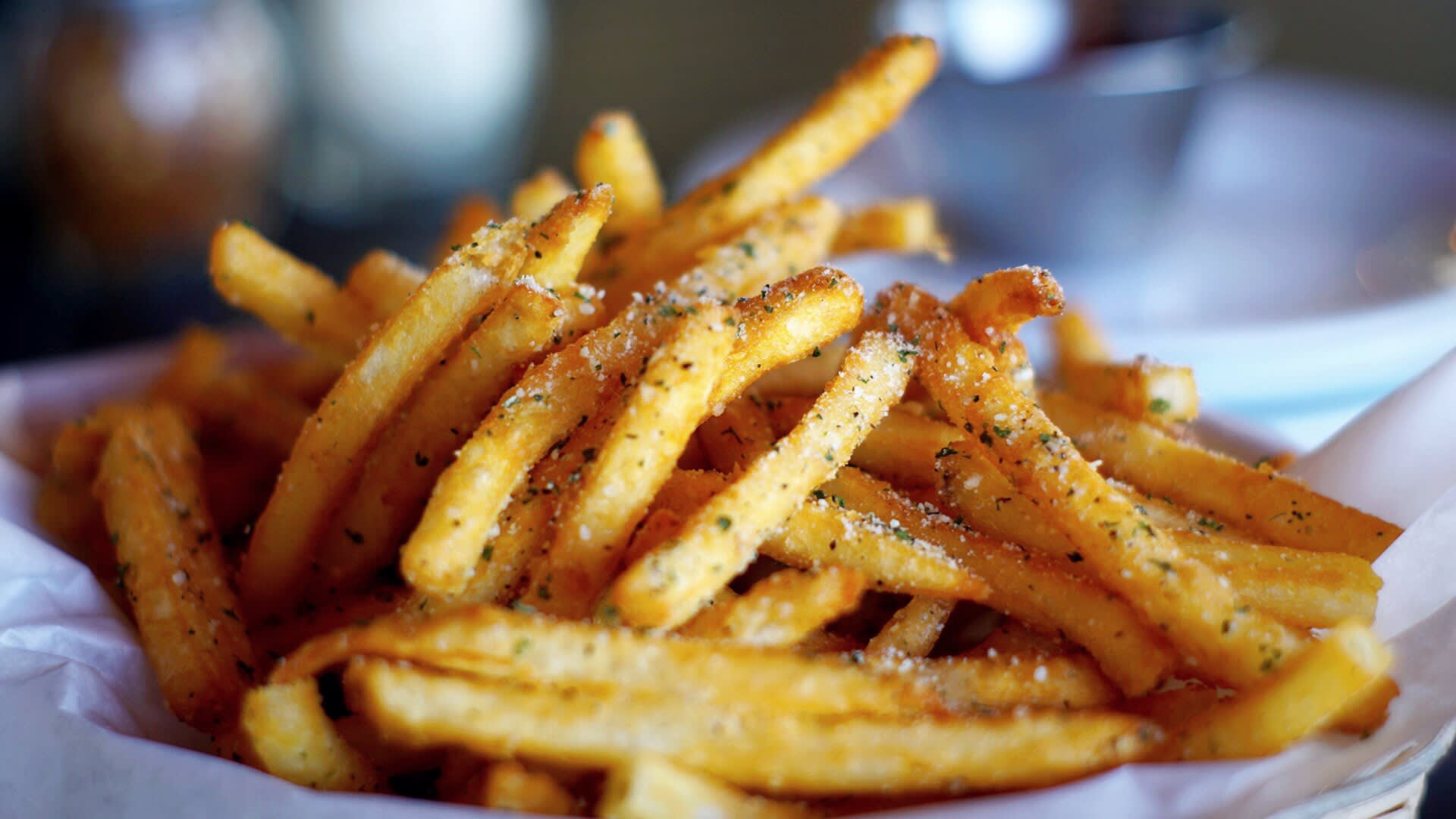 SEASONED STREETS FRIES