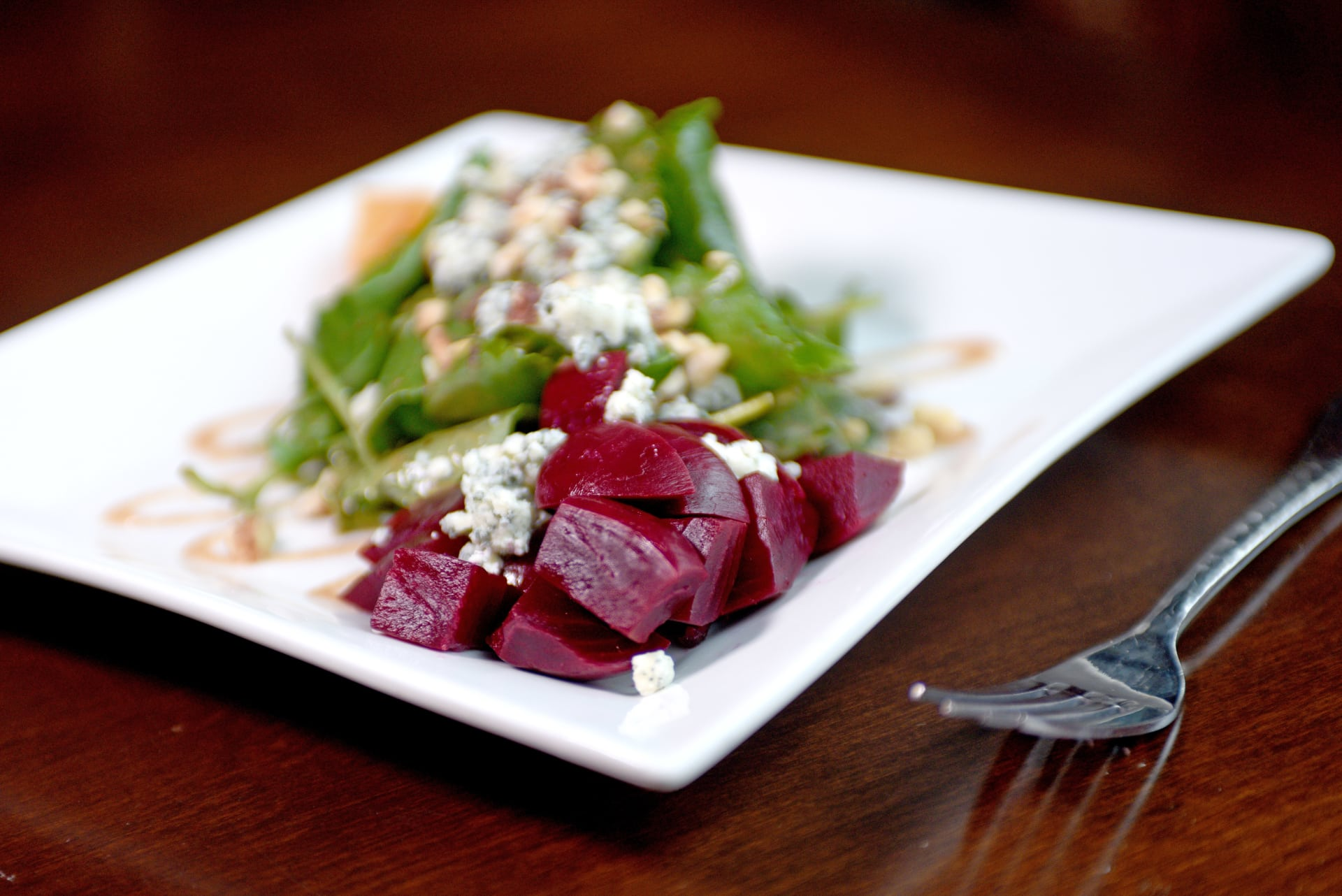 Marinated Beets Salad