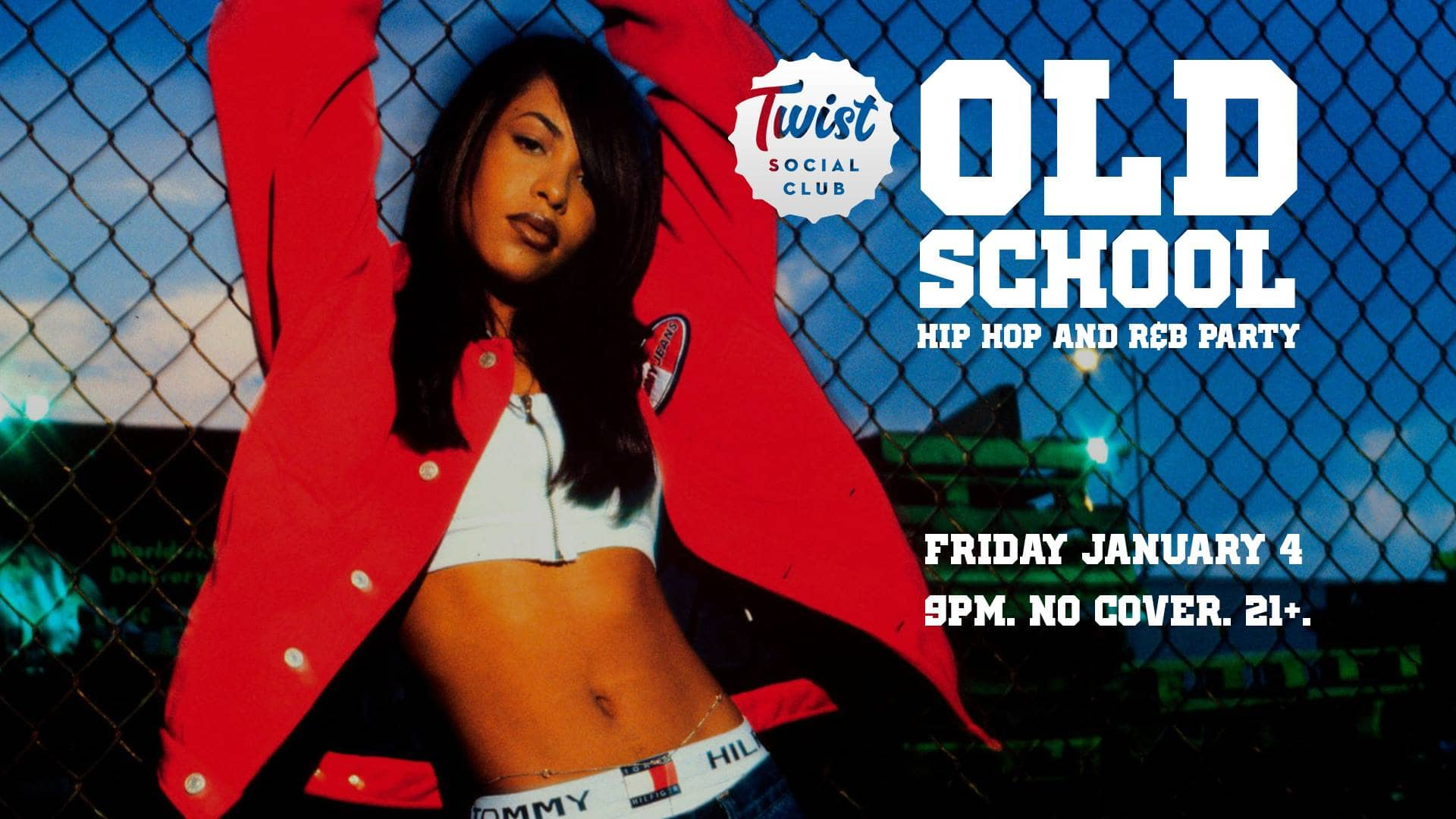 Old School Hip Hop and R&B Party