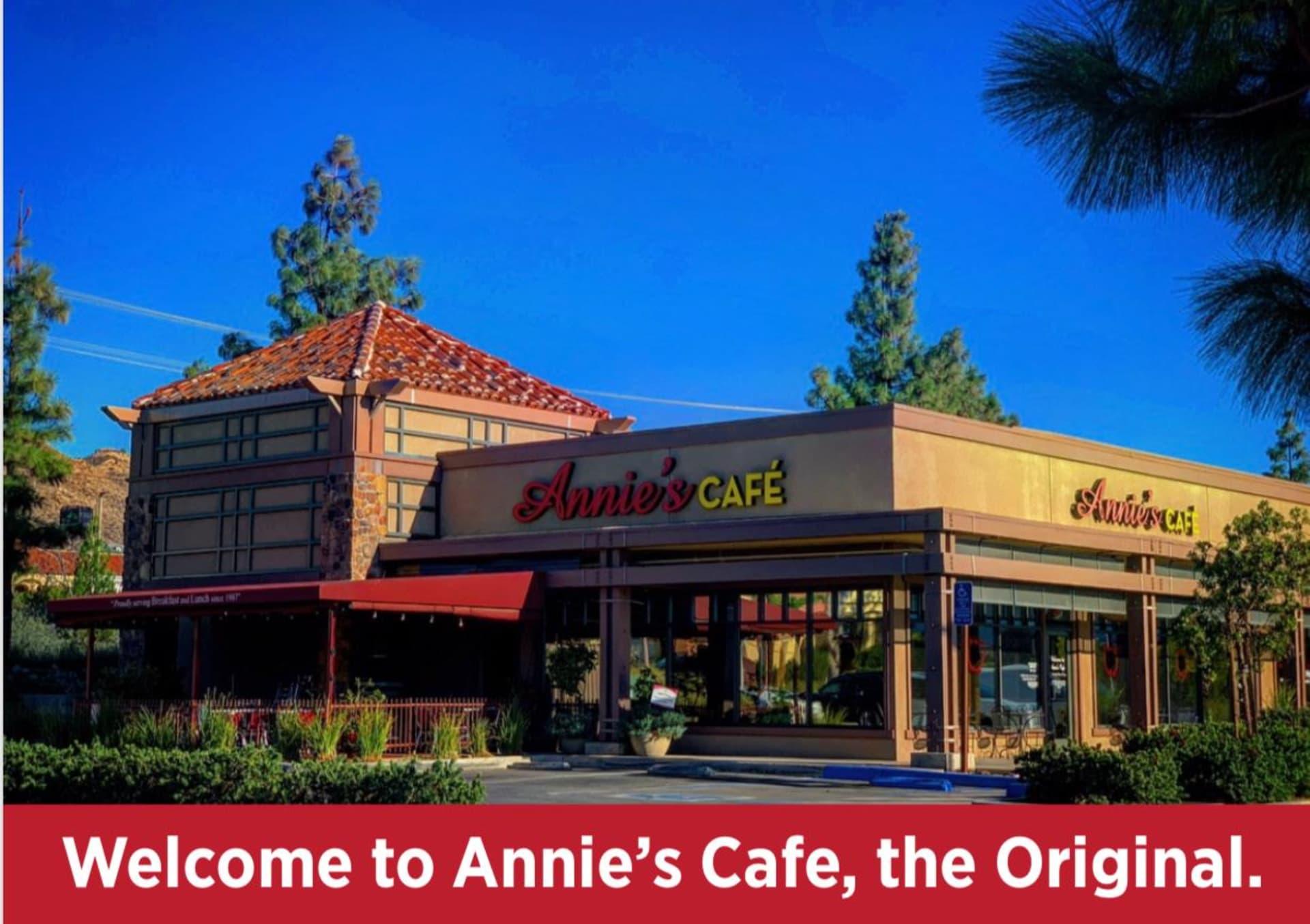 Fun Times - a little taste of Annie's Cafe