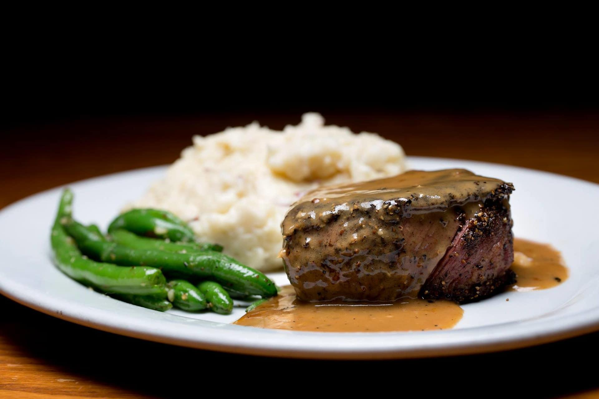 9 oz. Filet of Beef