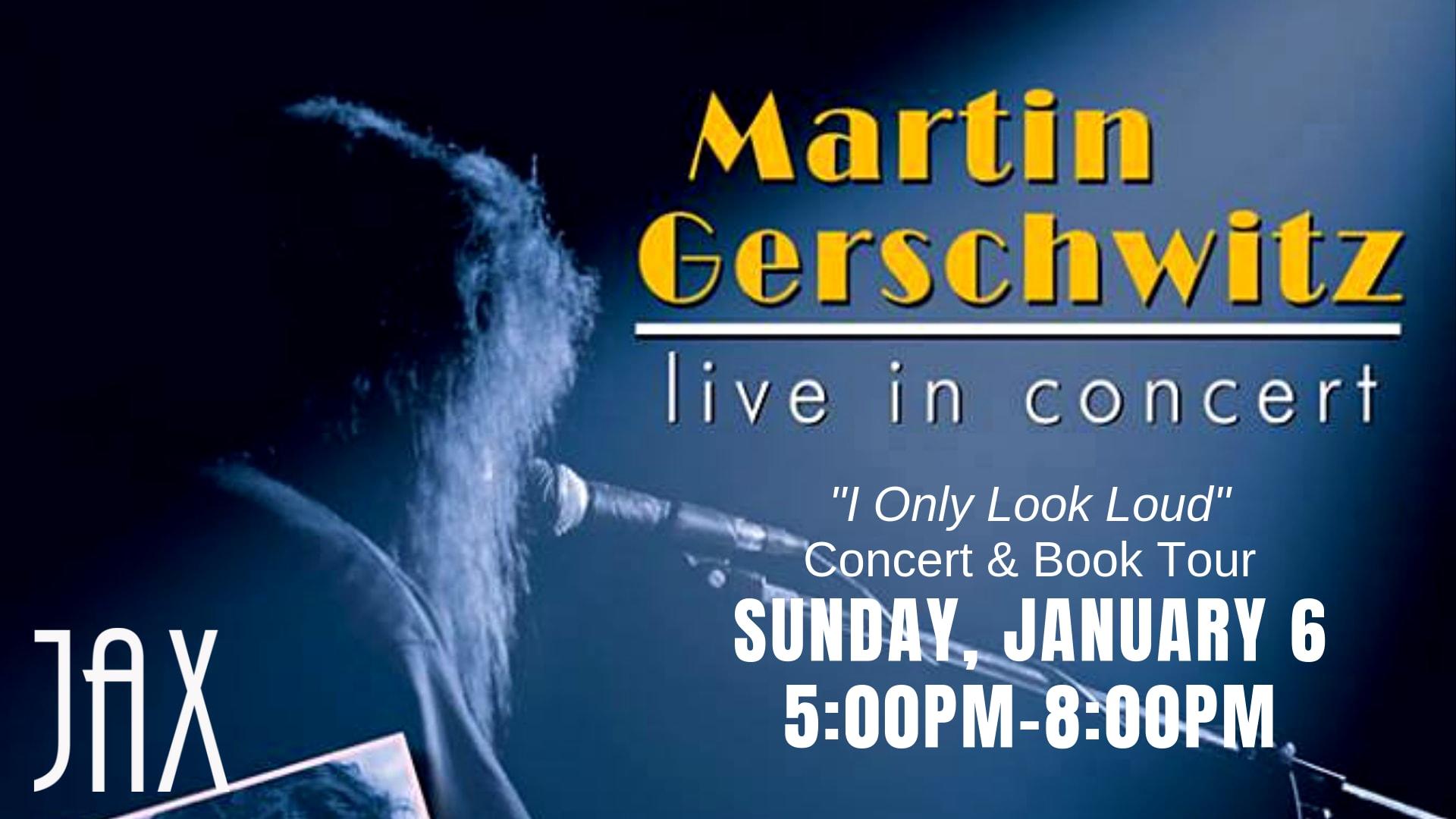 January 6 | MARTIN GERSCHWITZ from IRON BUTTERFLY