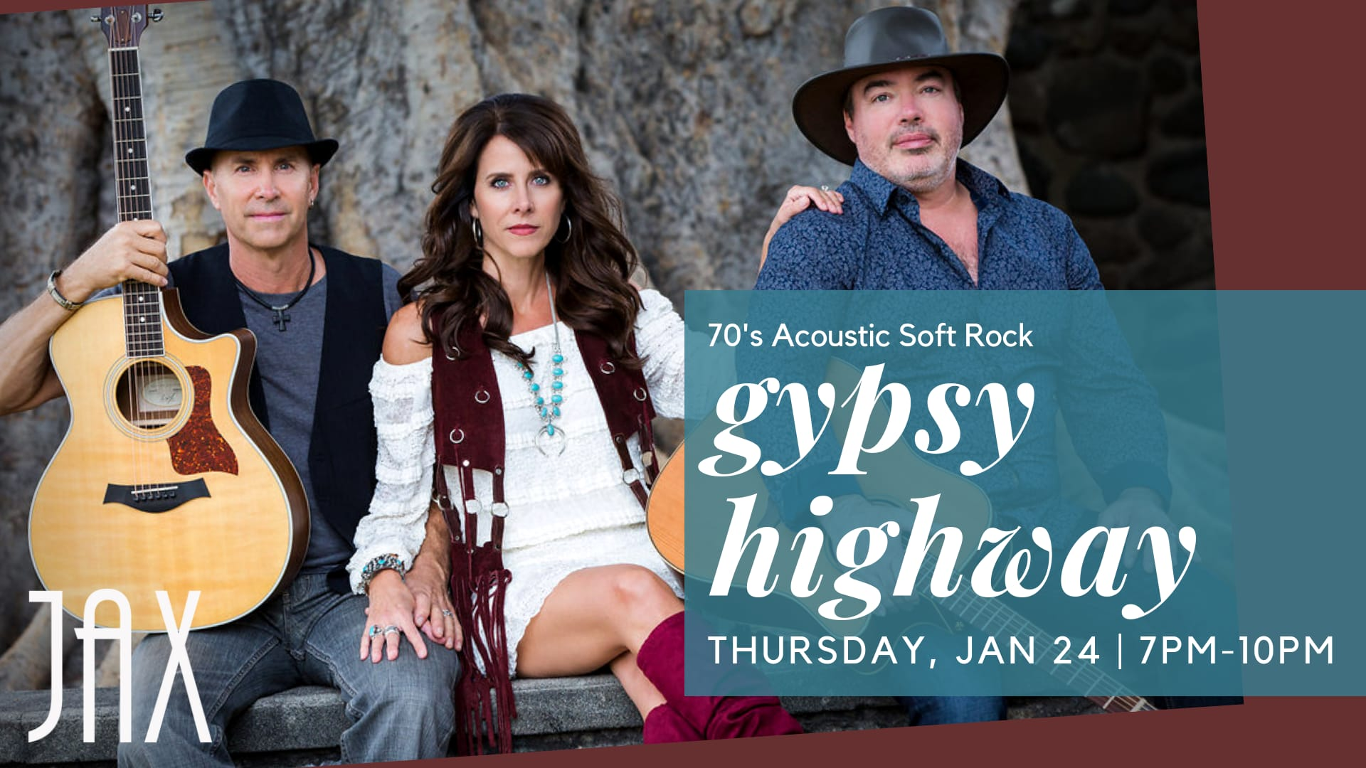 January 24 | GYPSY HIGHWAY