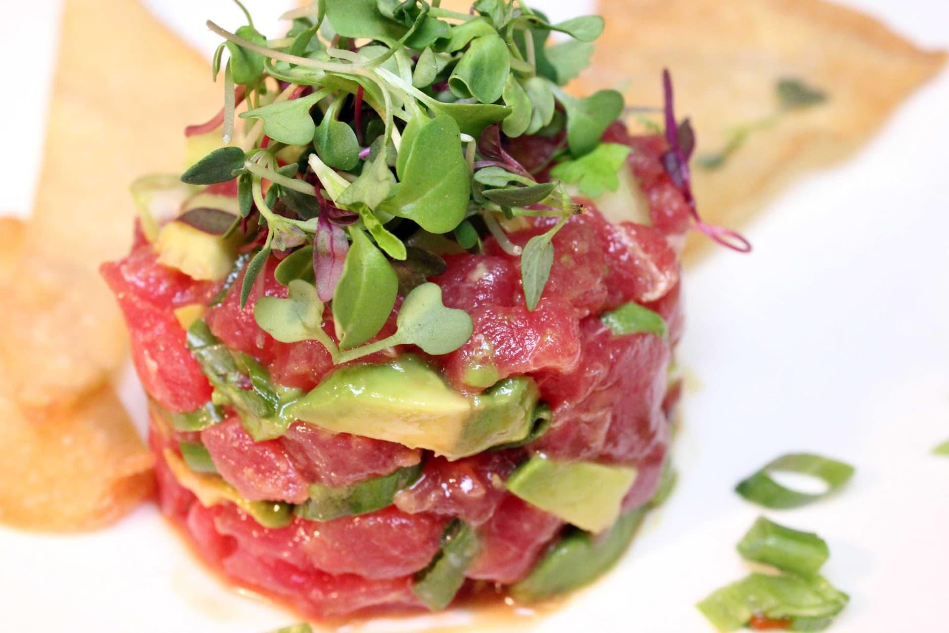 prime Steaks - fresh fish - martinis