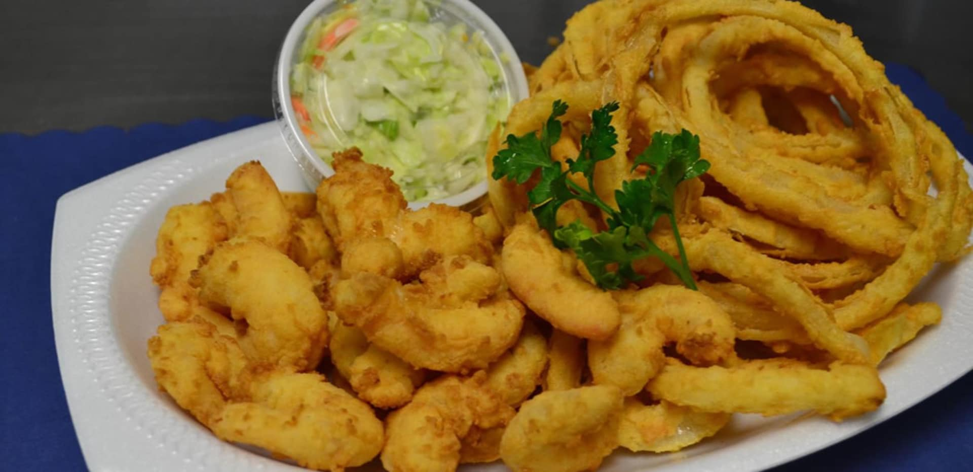Welcome to Seafood Sam's