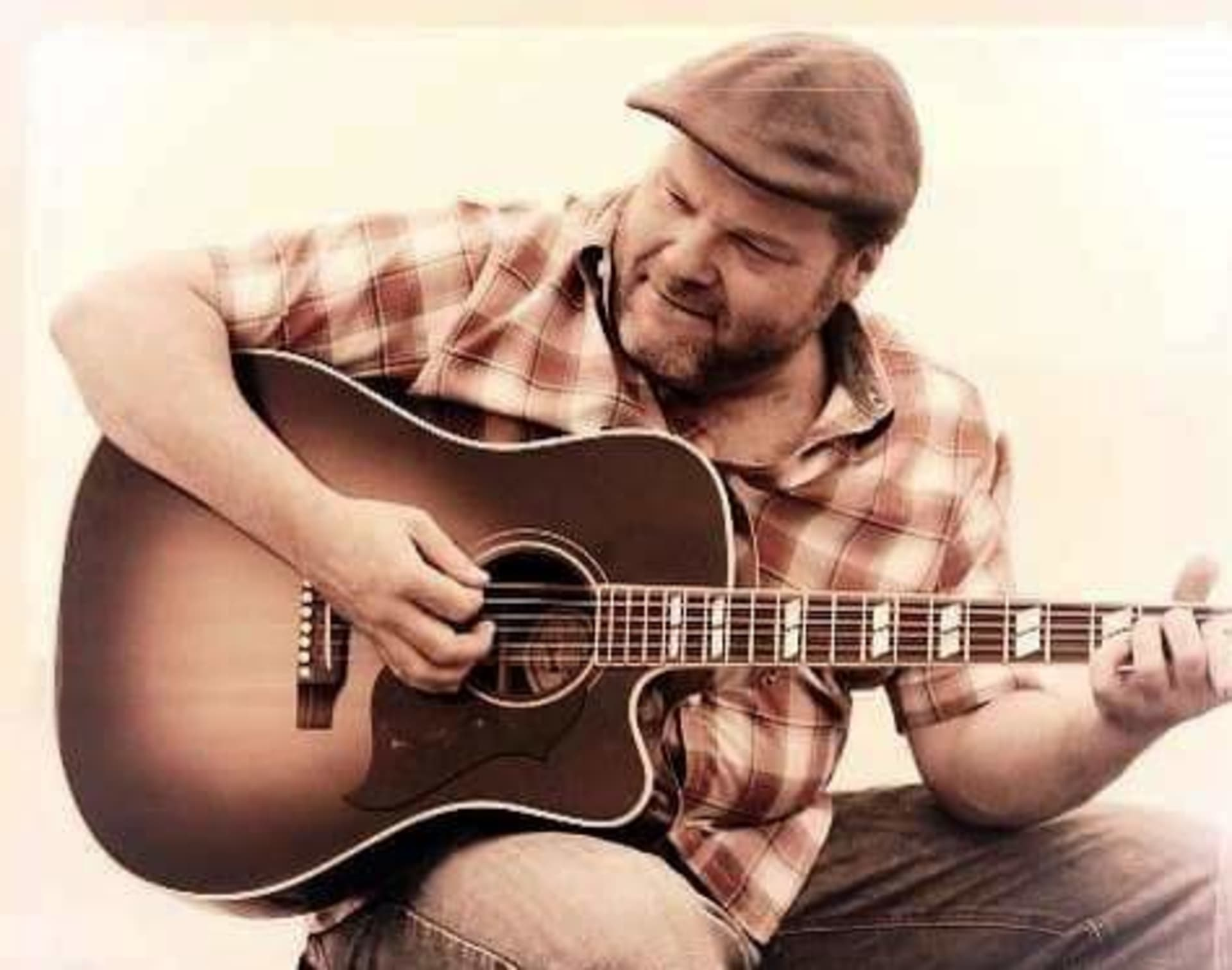 Saturday, January 26th ~ Live music with Leroy