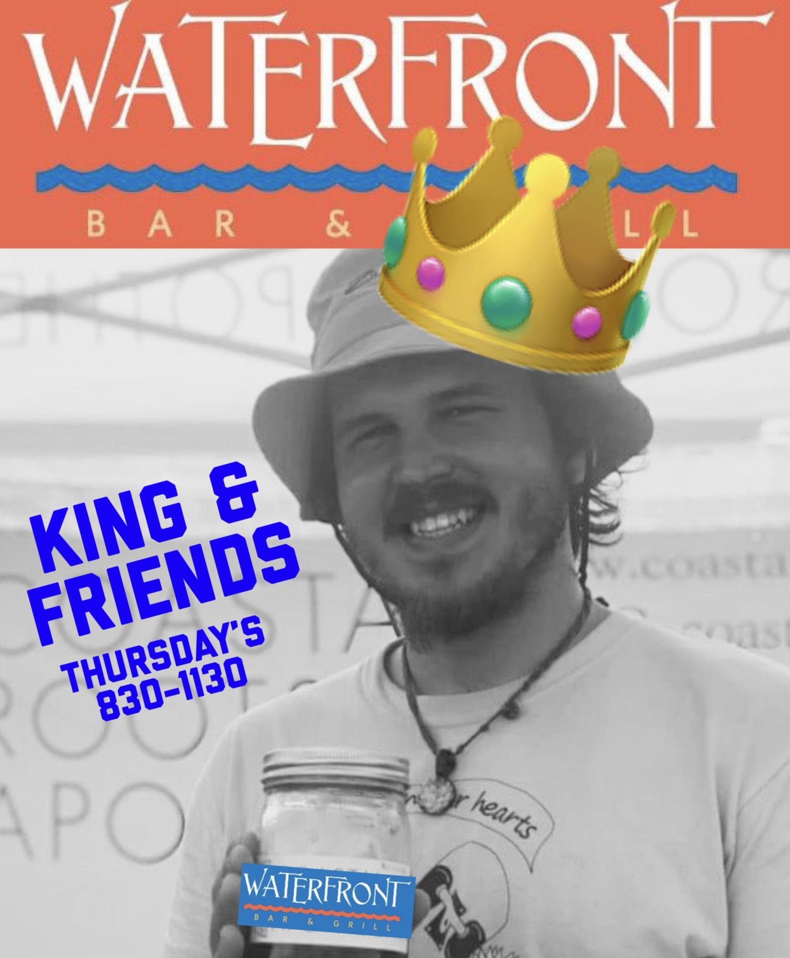 Thursdays: King & Friends