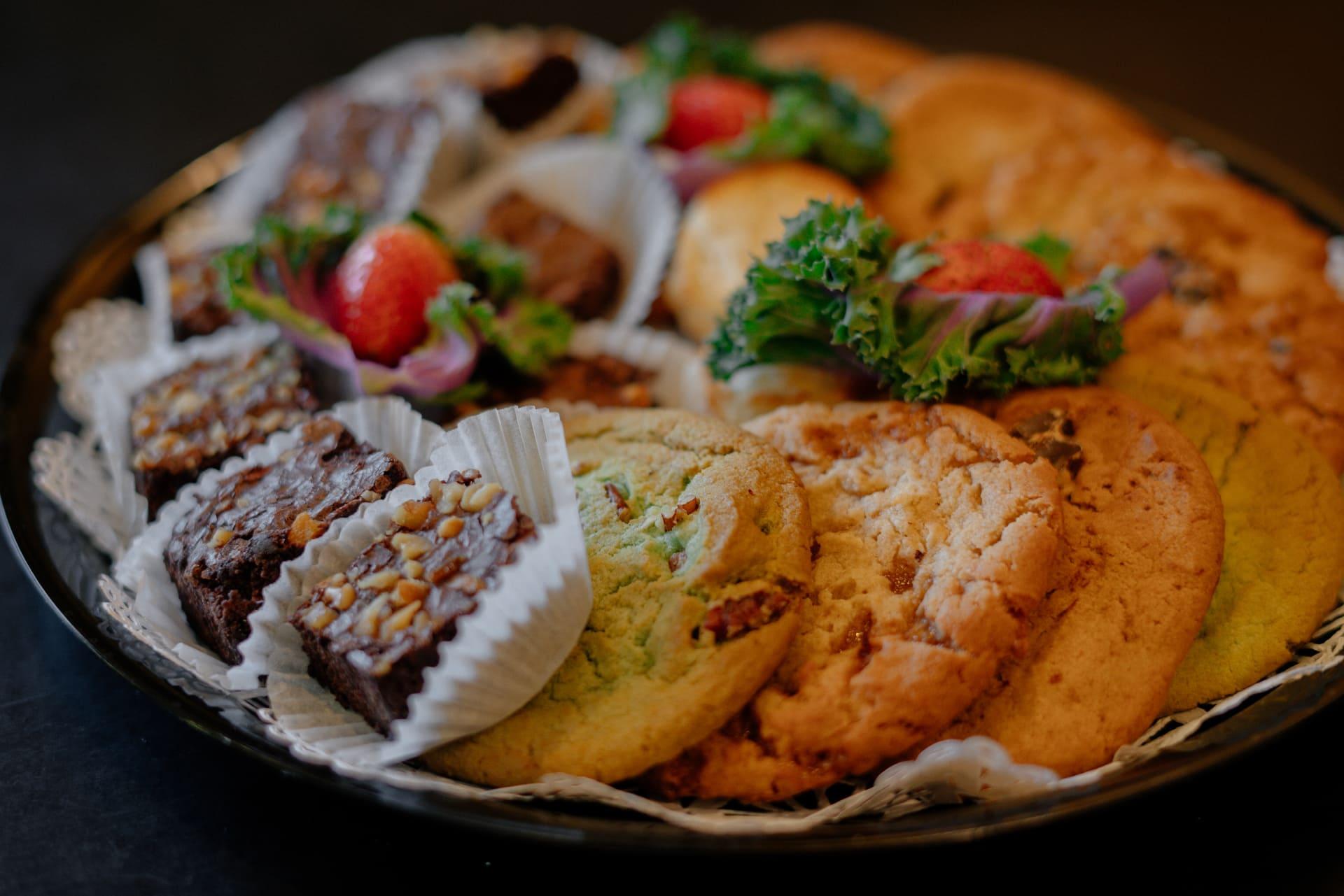 Cookie & Brownie Platter