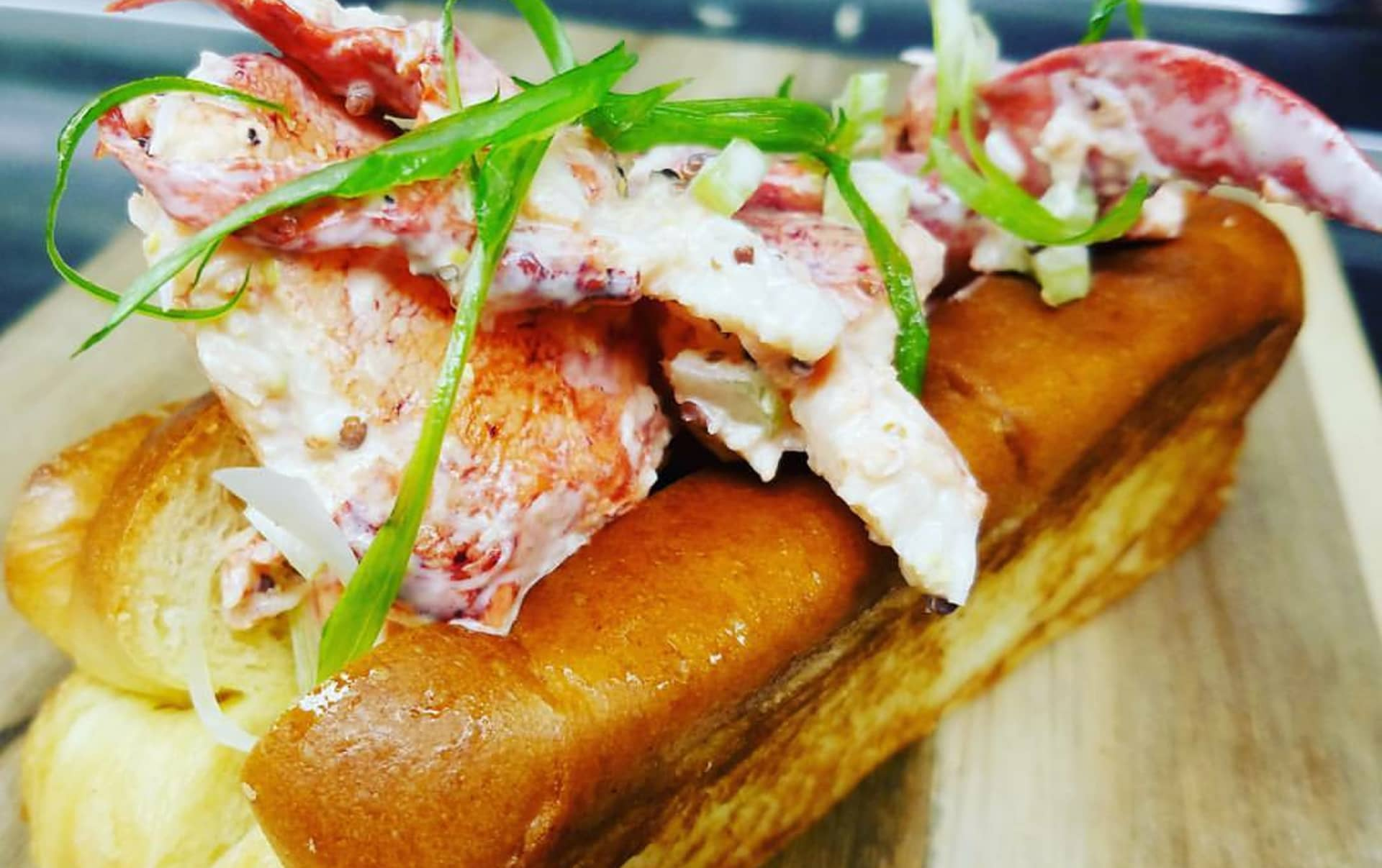 Lobster Roll Every Friday!