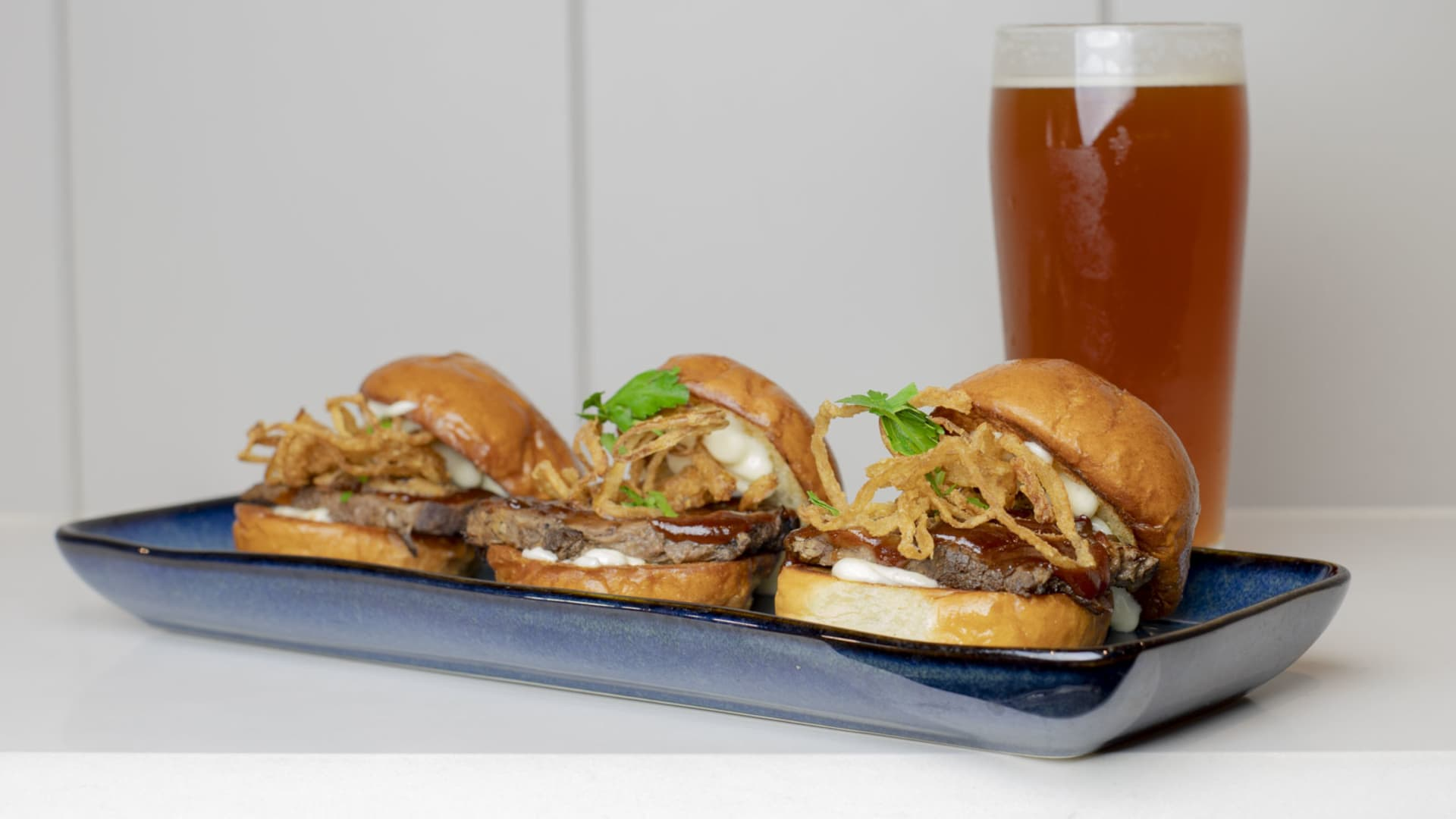 Braised Short Rib Sliders