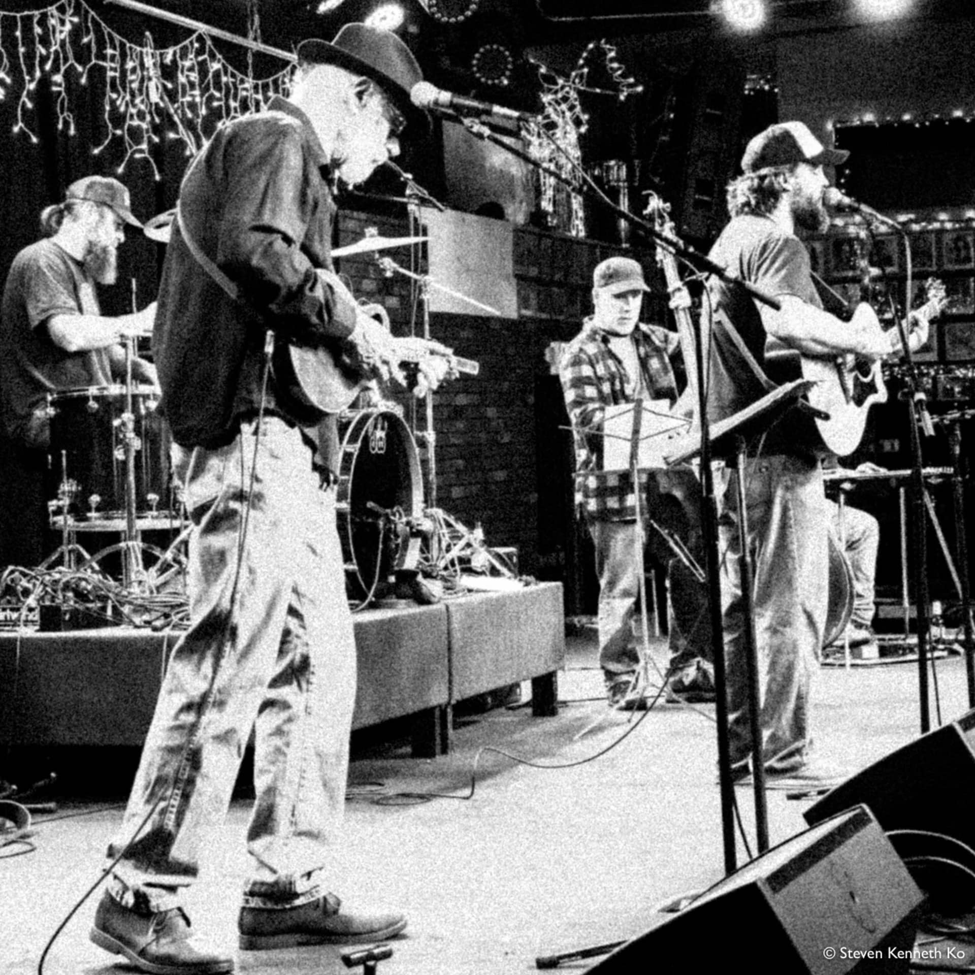 JANUARY 20 / JJ SMITH & THE HELM @ 2PM
